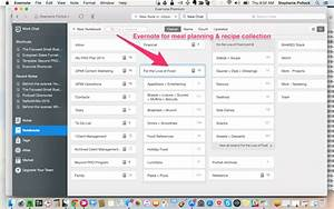 Behind the scenes how i use evernote to be more efficient for How to create a template in evernote