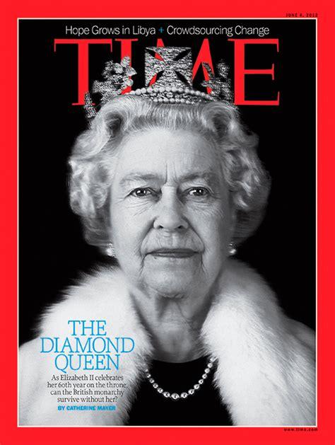 Time Magazine Cover The Diamond Queen  June 4, 2012