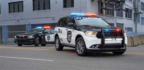 Dodge Durango Police Package   2017 / 2018 Cars Reviews
