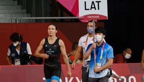 Grigorjeva cīnīsies par olimpisko bronzas medaļu ...