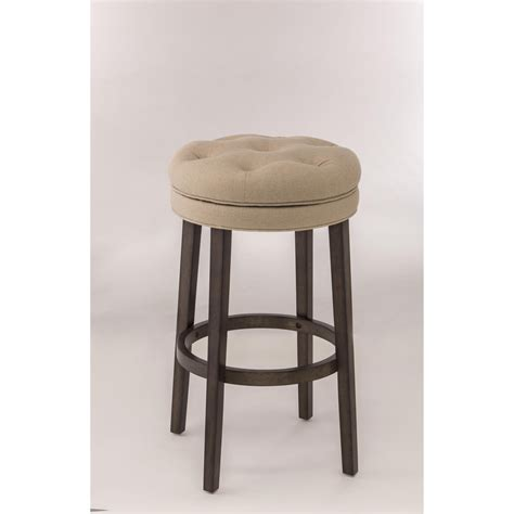 backless counter stools hillsdale backless bar stools backless swivel counter 1419