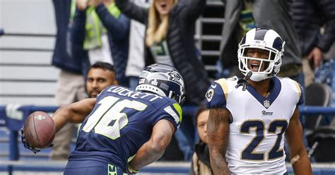 seahawks  rams  october    big revenge game