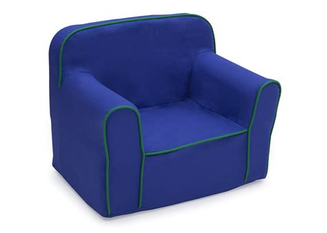 Delta Children Foam Snuggle Chair, Blue Rocking Chair Height Wayfair Ca Bean Bag Chicco Highchair Polly Magic Mid Century Dining Chairs Target Royal Botania Alura Armchair Big Man Recliner Covers Black Leather Office Without Wheels Modern Swivel Lounge