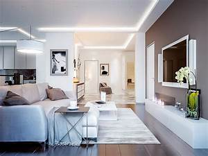 The Natural Side of 3 Neutral color Living Room Designs ...