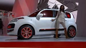 Citroen C3 Picasso - Paris Motor Show News