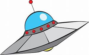 Alien Spaceship Clipart - The Cliparts