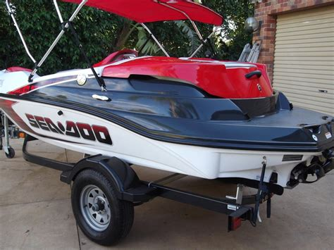 Sea Doo Boats For Sale Australia by 2007 Sea Doo 150 Speedster Jet Boat For Sale Trade Boats