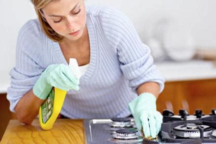 cleaning the kitchen how to clean a kitchen