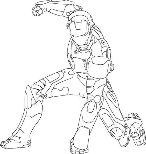 iron man coloring pages  kids az coloring pages