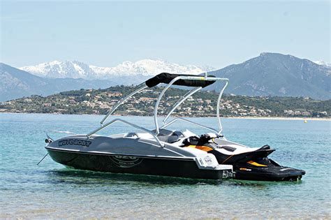 Buy A Wave Boat by The Sealver Waveboat 525 Is A Jet Ski Powered Water Vehicle