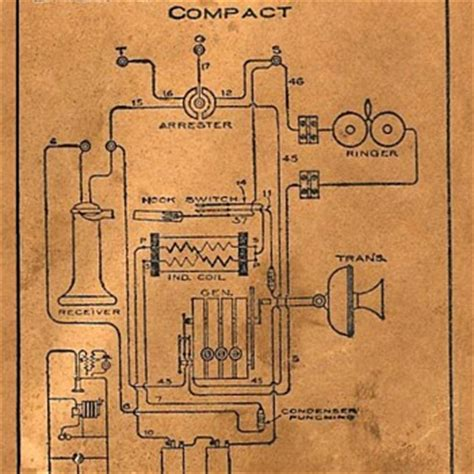 Antique Phone Wiring Diagram by Show Tell Antique And Vintage Kellogg Telephones