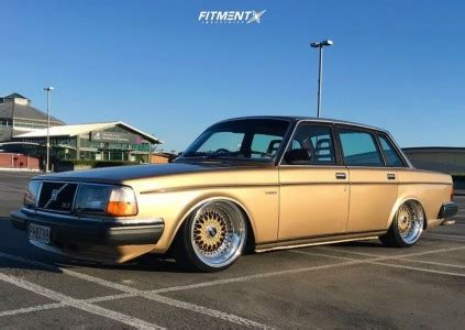 volvo  bbs rs air lift performance air suspension