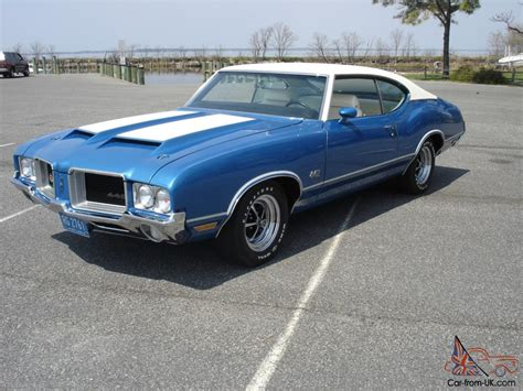 1971 Oldsmobile 442 Numbers Matching Restored 455ci 345hp