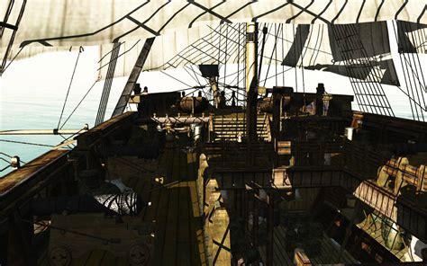 Barco Pirata Interior by Barco Pirata Por Dentro Redusers
