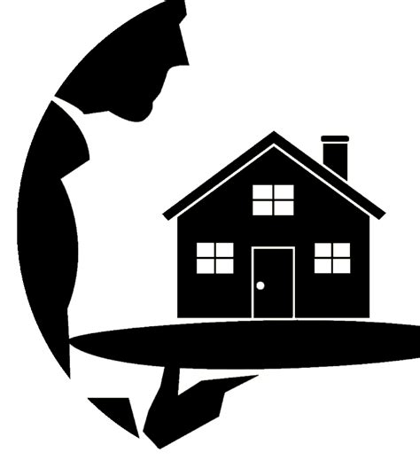 House Silhouette Clip art - house png download - 786*876 ...