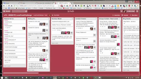 How To Use Trello Labels Youtube