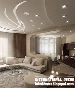 modern false ceiling designs for living room 2017 With modern living room ceiling design
