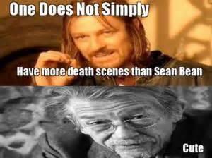 Sean Bean Memes - sean bean meme kappit