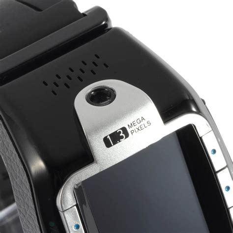 mobile in mp4 1 4 quot wrist mobile cell phone with mp3 mp4