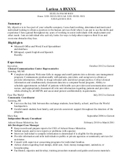 Autism Consultant Resume by Special Needs Student Resume Autism Autism Support Cover Letter Sle Livecareer