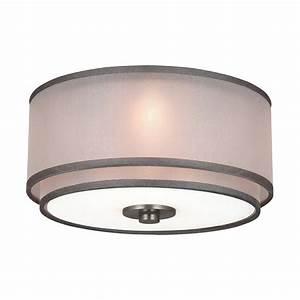 Monte carlo fan company light brushed steel halogen