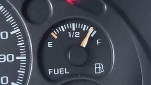 2001 Chevy S-10 Sporadic Fuel Gauge