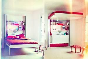 Regal Unter Der Decke : aufzugbett ~ Lizthompson.info Haus und Dekorationen