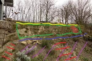Steilen Hang Bepflanzen : update fotos der steinmauer s dhang an der terrasse ~ Lizthompson.info Haus und Dekorationen