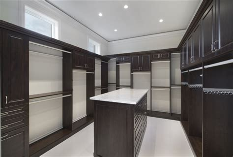 estuary model home contemporary closet miami by