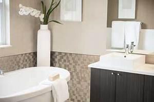 carrelage adhesif les nouveautes smart tiles deco cool With carrelage adhesif salle de bain avec led rouge ruban