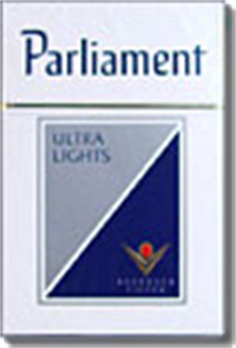 parliament ultra light parliament
