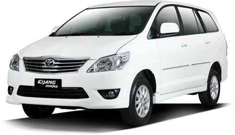 innova mobile toyota kijang innova review otomotif