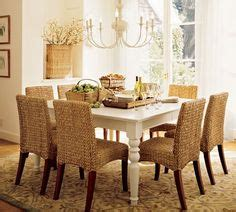 knock pottery barn seagrass chairs 1000 images about kitchen on walnut