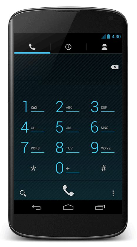 phone dialer for android tablet android