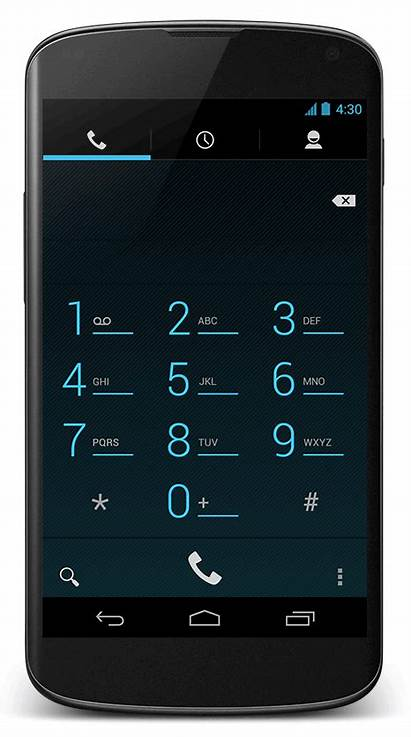 Android Dialer Jelly Smart Bean Dial Pad