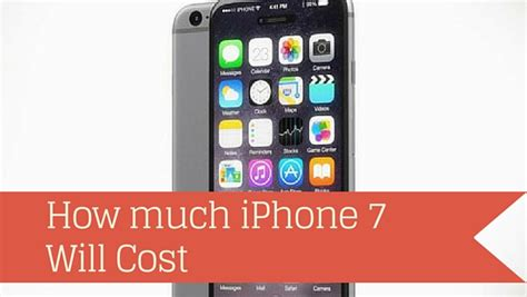 how much is the iphone 7 iphone7 price www pixshark images galleries with a