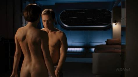 Star Trek Enterprise T Pol Nude Office Girls Wallpaper