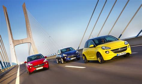 Opels Unlimited by Opel Adam Unlimited Kleinwagenblog