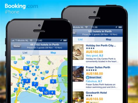 Booking Mobile by Booking Mobile Applications Finalist 2013 Mobile