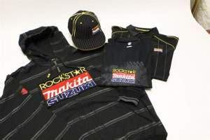 Rockstar Makita Suzuki by Countdown Merry Racer X