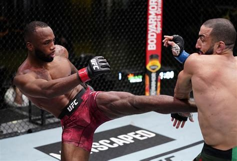 """There was a lot riding on the latest ufc fight night main event as leon edwards took. """"I would rather have lost than that"""" - Leon Edwards reacts ..."""