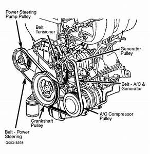 94 Dodge Caravan Belt Diagram