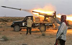 The Forgotten Libyan Lessons And The Syrian War
