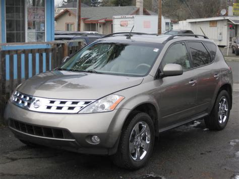 Nissan Murano 2003 Reviews by Nissan Murano 2003 Reviews Prices Ratings With Various