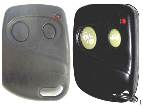 Crimestopper Keyless Remote Red Led Fcc Id J5523518t1