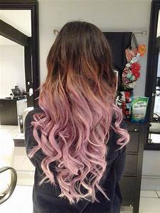 brown to light pink ombre | Flickr - Photo Sharing ...