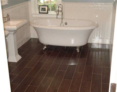 Best Tile For Small Bathroom Floor With Dark Color Home