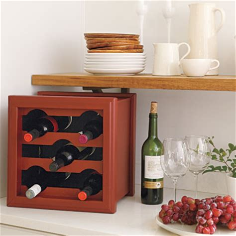 countertop wine rack countertop wine rack plans cosmecol