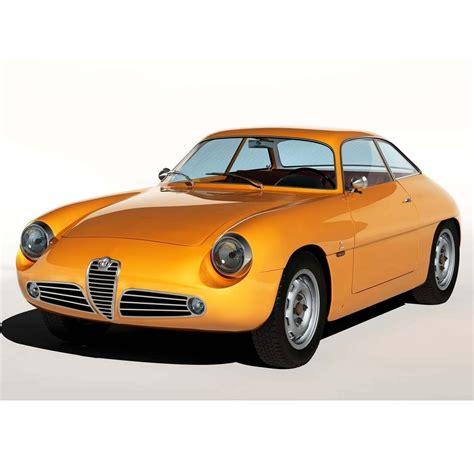 Alfa Romeo 1960 by 1960 Alfa Romeo Giulietta Sz 3d Model Max Cgtrader