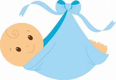 Clipart Newborn Born Clip Boy Cliparts Graphics